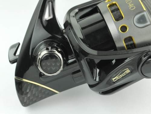 Катушка Spro Gold Arc Tuff-Body W/S 040 305gr 5,0:1 9+1 150/0,33  + алю. шпуля