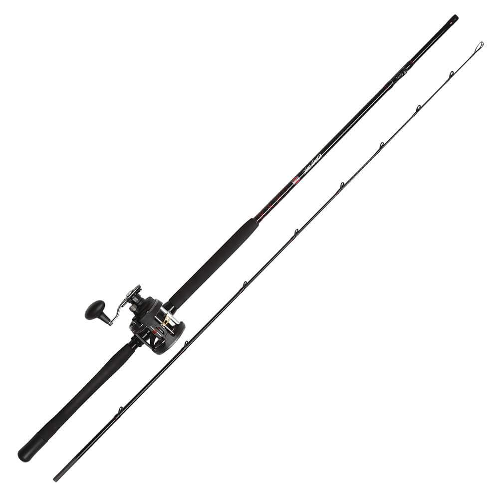 Комплект PENN Warfare Braid Combo 20lb 2.54m/2 2+1