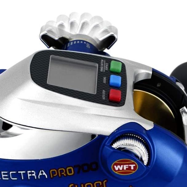 Электрокатушка WFT Electra Super Comfort 700PR HP