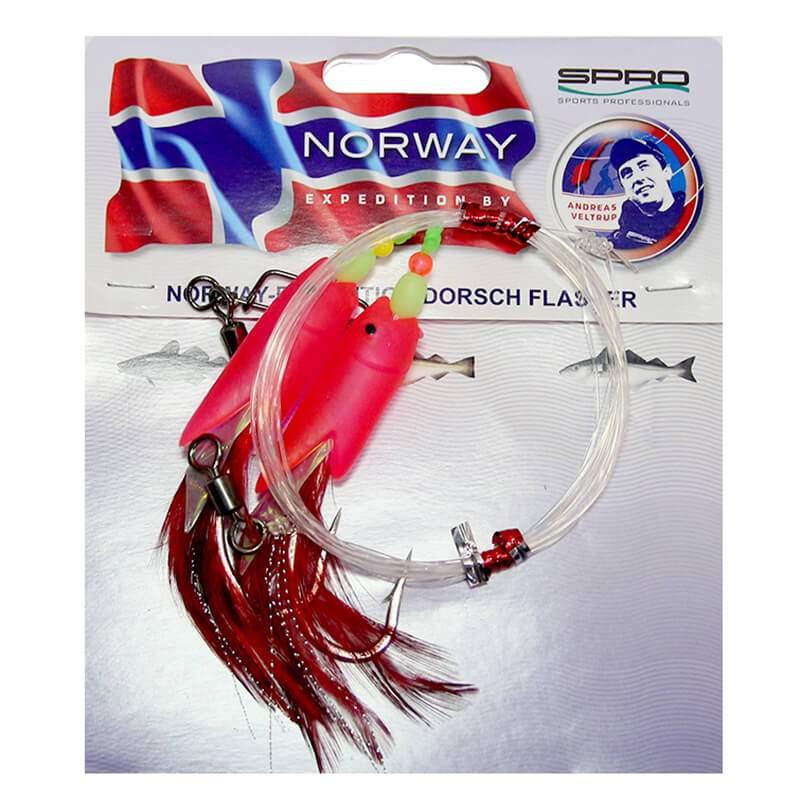 Оснастка Для Норвегии Spro Cod Flasher 2