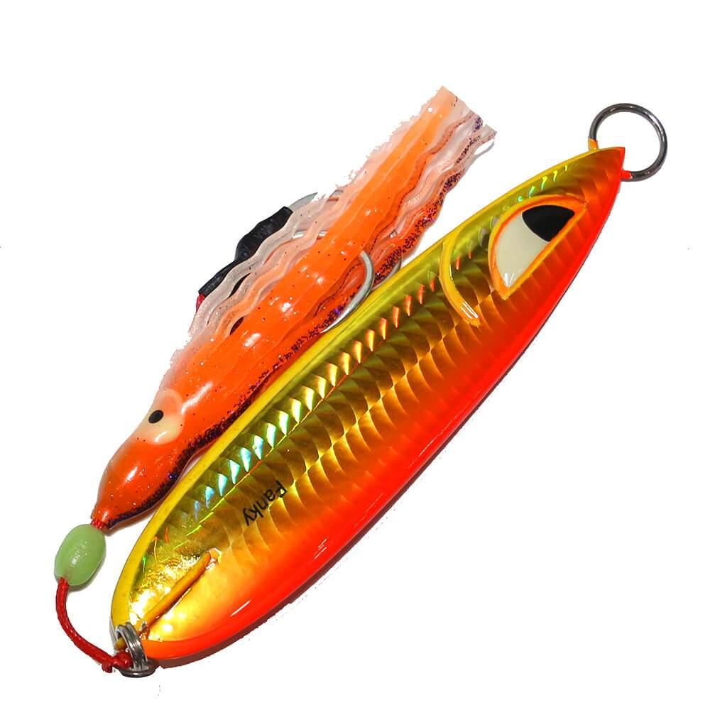 Пилькер Pro-Hunter INCHIKU Fanky Gold Orange