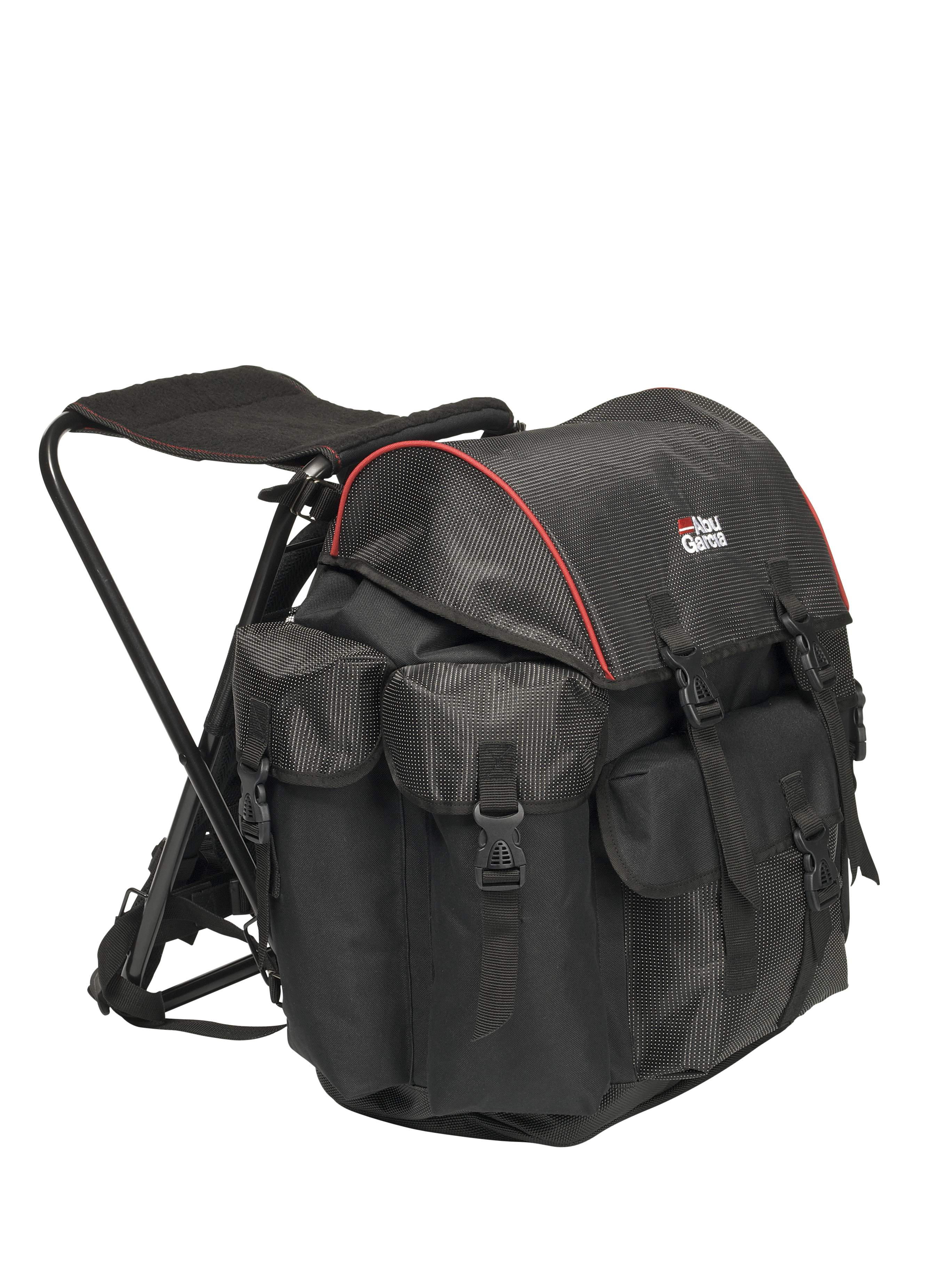 Рюкзак со стулом Abu Garcia RUCKSACK 30L