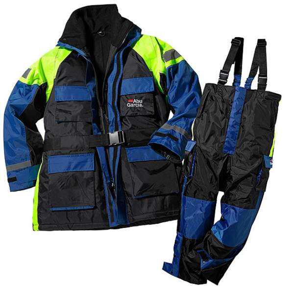 Костюм Abu Garcia 2 Piece FLOTATION SUIT XXXL