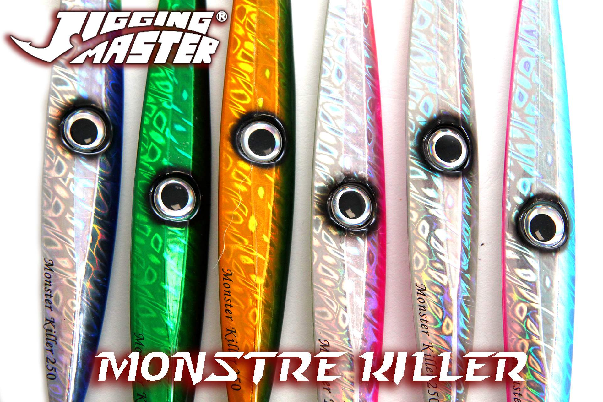 Пилькер Jigging Master Monster Killer jig #8